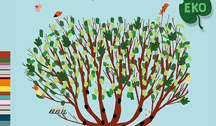 Opowieść starego drzewa. Czytam sobie Eko. Poziom 3