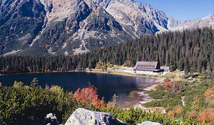 Górskie wyzwania po słowackiej stronie Tatr