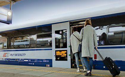 Zmiana czasu. Przymusowy postój pociągów PKP Intercity