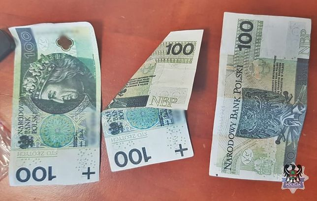 Drukowali banknoty na domowej drukarce. Wpadli na zakupach