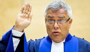 Sędzia Piotr Hofmański został prezydentem Międzynarodowego Trybunału Karnego w Hadze