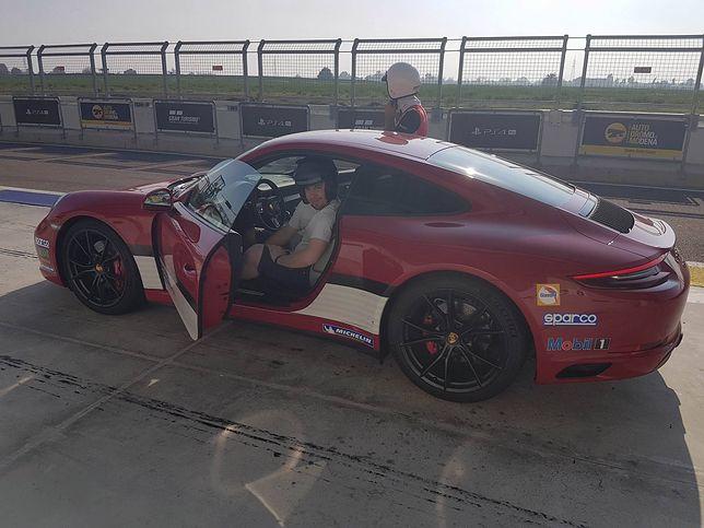 """""""Gran Turismo Sport"""" - wyzwanie, ryzyko i adrenalina"""