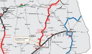 W ramach umów powstanie 40 km drogi S61