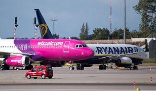 Ryanair i WizzAir walczą o klienta. Bilety mogą potanieć