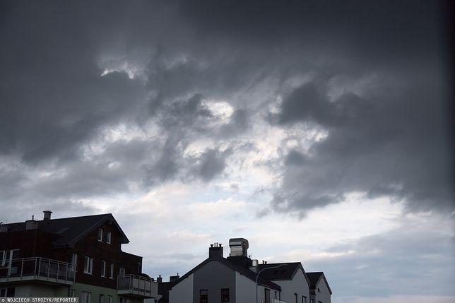 Ustronie Morskie. Przez miasto przeszła trąba powietrzna (zdj. ilustr.)