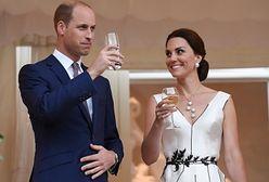 Jak sukienka Gosi Baczyńskiej trafiła do księżnej Kate?