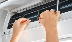 Czyszczenie klimatyzacji w domu