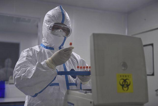 Koronawirus. Chiny ogłaszają sukces w walce z epidemią
