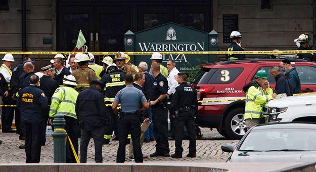 Śledztwo w sprawie wypadku pociągu w New Jersey