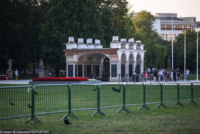 1 września. Uroczyste obchody 80. rocznicy wybuchu II wojny światowej w Warszawie