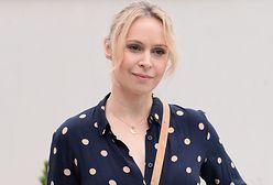 """Paulina Holtz pokazała, co znalazła na śmietniku. Aktorka """"Klanu"""" zdobyła kafelki warte fortunę"""