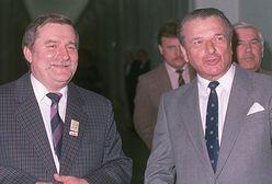 Dr Lech Kowalski: Czesław Kiszczak gardził Lechem Wałęsą i traktował go jak swojego podwładnego