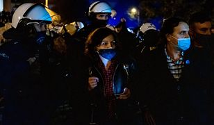 Strajk Kobiet. Reakcja przewodniczącego PE na użycie siły wobec europosła