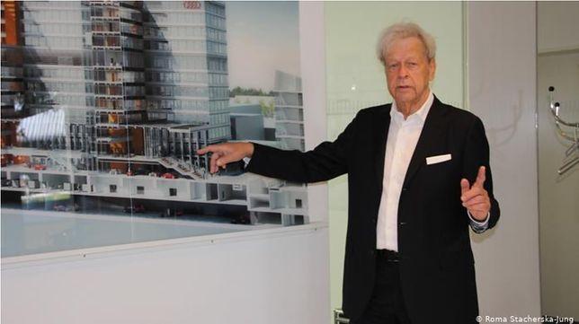 Wojciech Grabianowski należy do ścisłej czołówki architektów w Niemczech