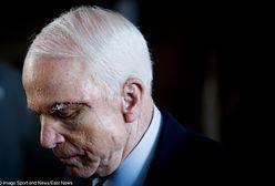 Pogrzeb senatora Johna McCaina. Ustalono datę i miejsce