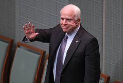 John McCain może zostać patronem nowej siedziby NATO