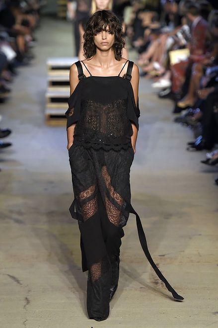 Givenchy wiosna-lato 2016