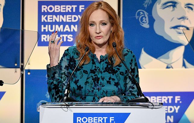 J.K. Rowling otrzymuje groźby śmierci