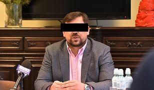 Agent Tomek usłyszał zarzuty. Dotyczą m.in. fałszywych dowodów i zeznań