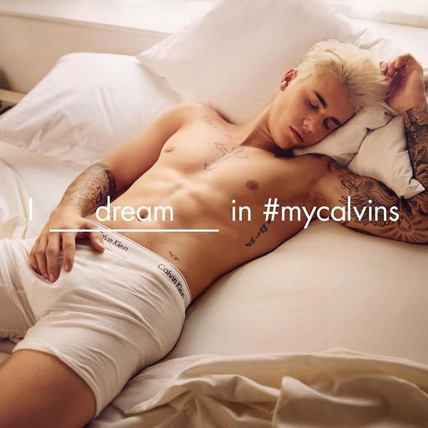 Nowa kampania bielizny Calvin Klein