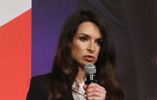 Marta Kaczyńska nie przyszła na inaugurację nowego Kolegium ECS