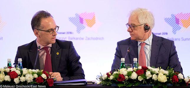 Heiko Maas przyjedzie do Polski na obchody 75. rocznicy powstania warszawskiego