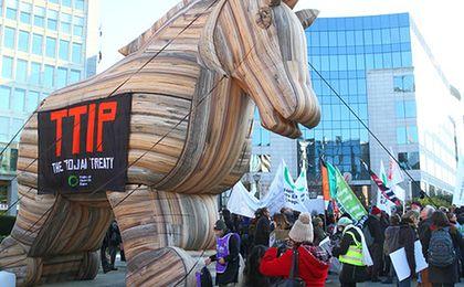 Oto cała prawda o TTIP. Umowa da Polsce niewiele