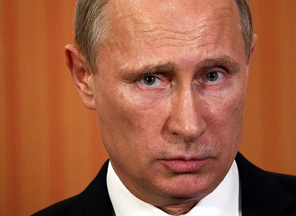 Kreml: Władimir Putin polecił wzmocnienie kontroli granicy z Ukrainą