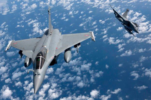 Kolejny atak francuskiego lotnictwa na cele IS w Syrii