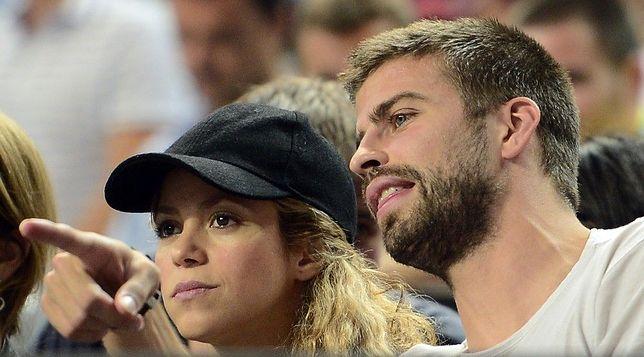 Shakira i Pique wpadli w tarapaty
