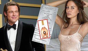 Brad Pitt - człowiek w czepku urodzony