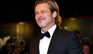 Czy Nicole Poturalski może oczekiwać czegoś więcej od Brada Pitta?