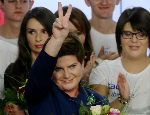 Beata Szydło: nie byłoby sukcesu PiS, gdyby nie decyzje Jarosława Kaczyńskiego