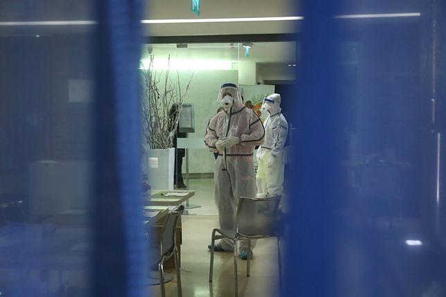Koronawirus z Chin. Wirus dotarł do Europy