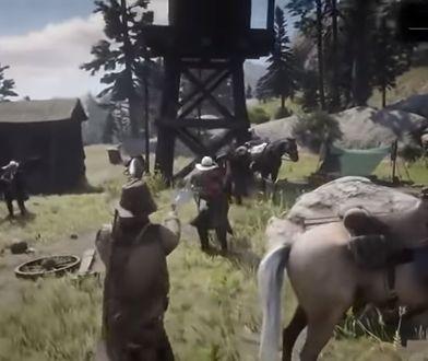 """""""Red Dead Redemption 2"""" ma być """"grą wszech czasów""""."""