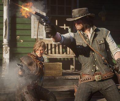 Red Dead Redemption 2  w pierwszym gameplayu