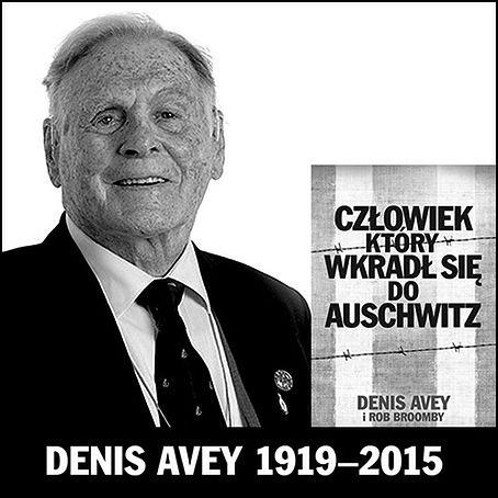Zmarł Denis Avey, autor książki ''Człowiek, który wkradł się do Auschwitz''