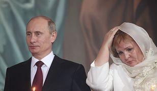 Ludmiła i Władimir Putinowie. Małżeństwo, które on kontrolował, a ona zakończyła