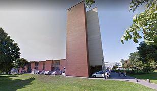 Do podpalenia doszło przed Sądem Rejonowym w Świdniku
