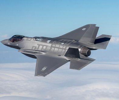 F-35 używany przez japońskie siły powietrzne zniknął z radarów