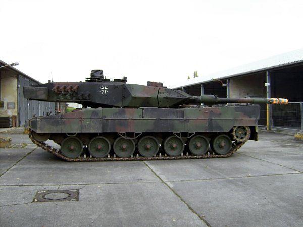 1. Najlepszy czołg