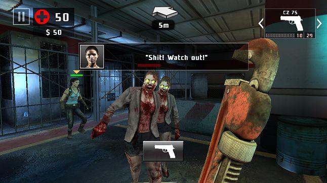 Dead Trigger 2 - działa bezbłędnie, ale z okrojoną grafiką