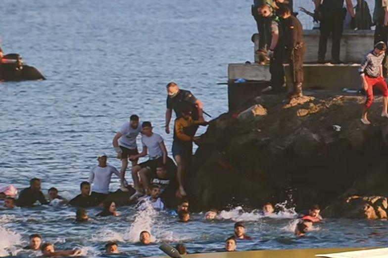 To się stało w jeden dzień. Rekordowa liczba migrantów dotarła do Hiszpanii