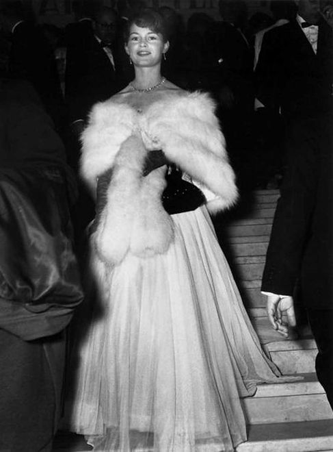 Brigitte Bardot, 1953 rok