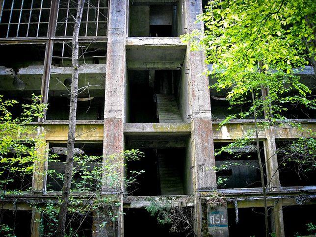 Opuszczone miejsca - hitlerowska fabryka w Bydgoszczy