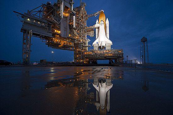 31 sekund przed startem Atlantisa świat wstrzymał oddech