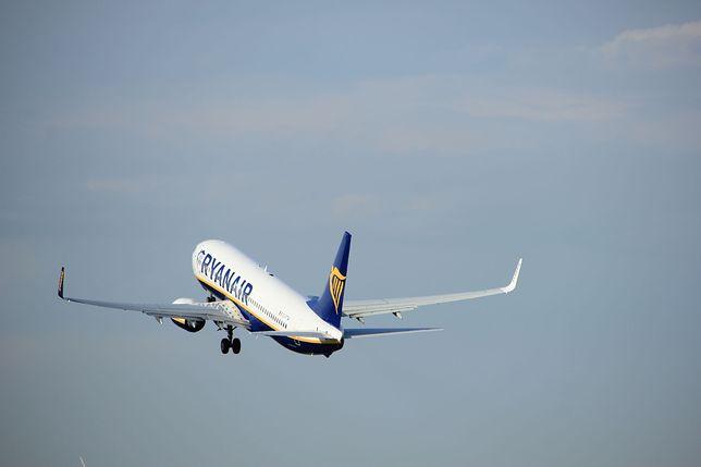 Ryanair ma przywrócić połączenia w połowie grudnia