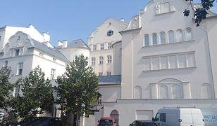 Warszawa. Kończy się remont kamienicy Bergsona