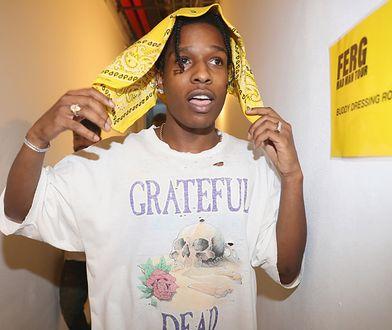 A$AP Rocky miał być gwiazdą tegorocznego Openera w Gdyni. Zamiast grać koncert w Polsce, siedział w szwedzkim areszcie