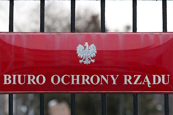 Zieliński zapowiada zmiany w Biurze Ochrony Rządu. Zmienić ma się nawet nazwa